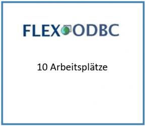 FlexODBC4.010Arbeitsplätze