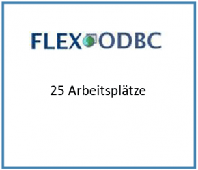 FlexODBC4.025Arbeitsplätze