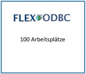 FlexODBC4.0100Arbeitsplätze